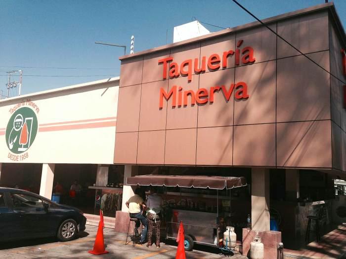 Taquería Minerva Guadalajara