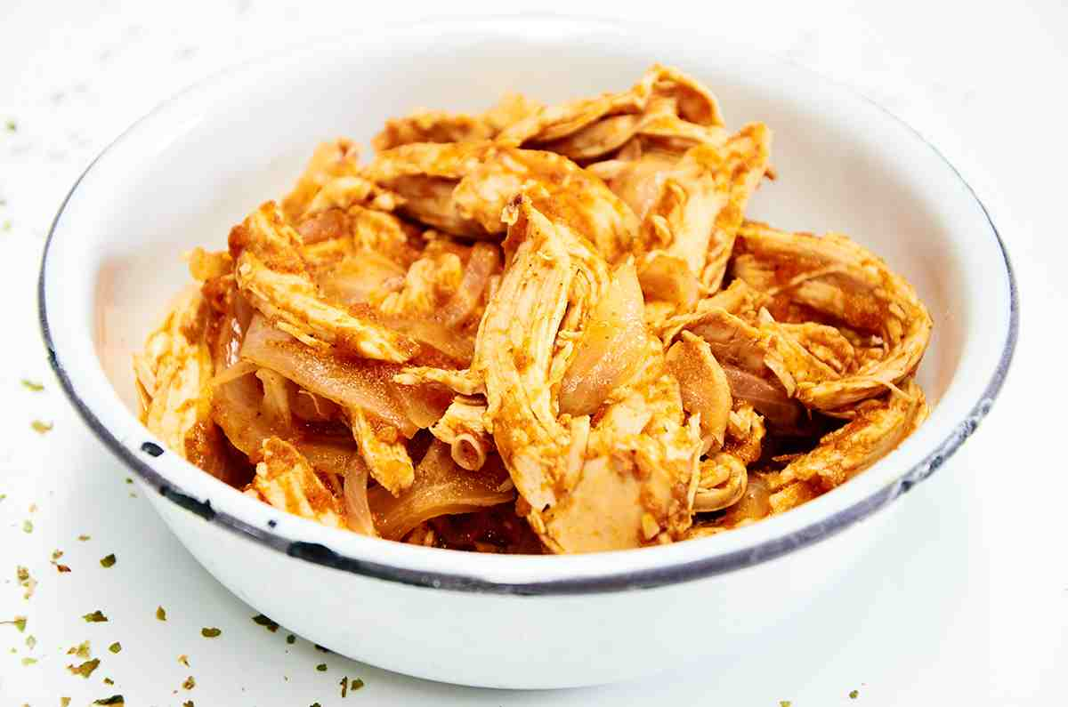 Chicken tinga recipe chicken tinga forumfinder Choice Image