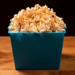 Chili Spiced Popcorn