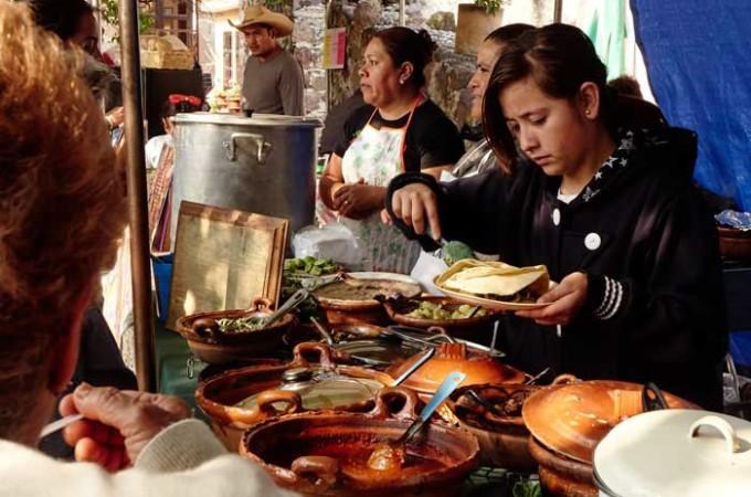 Organic Market San Miguel de Allende