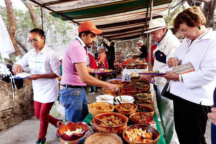 Food Vendors in San Miguel de Allende