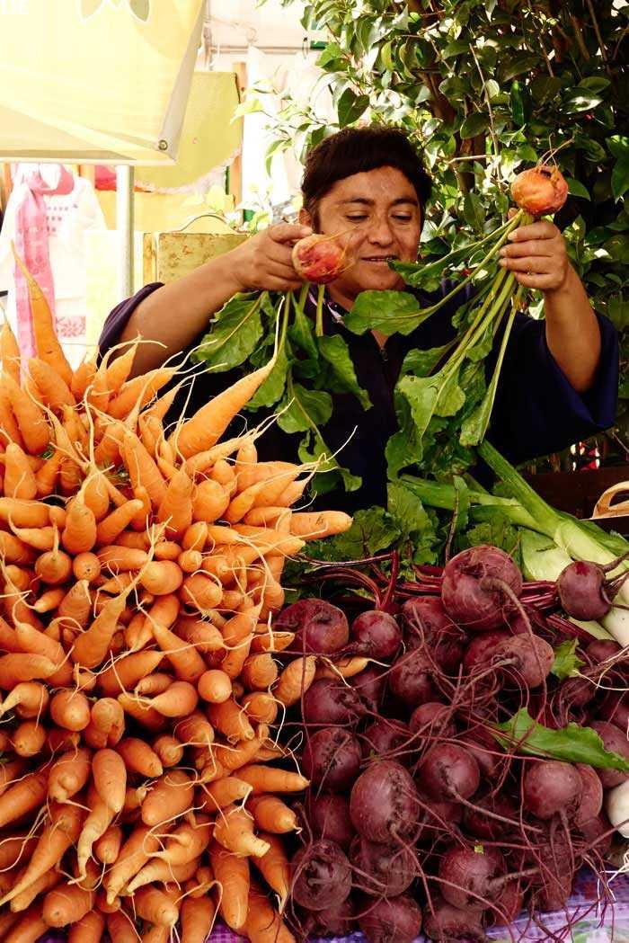 Rancho la Trinidad Produce Stand