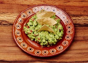 Freshly Made Guacamole
