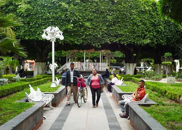 Plaza Comonfort Guanjuato