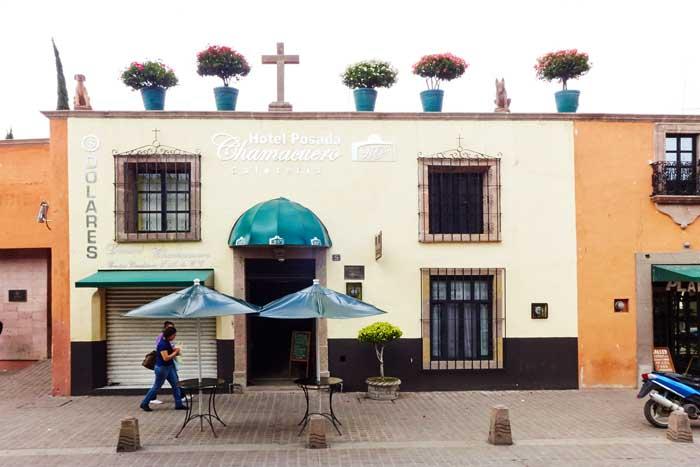 Hotel Posada Chamacuero