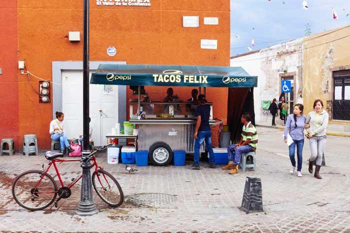 Tacos Felix Taco Stand