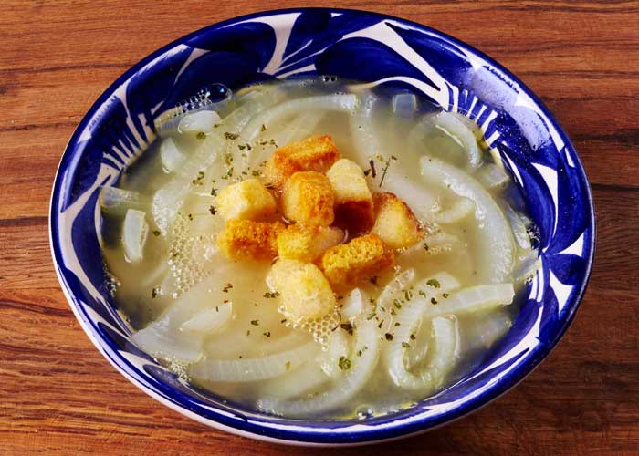 Simple Onion Soup 1