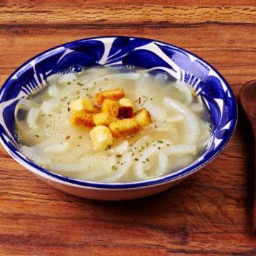 Mexican Onion Soup Recipe