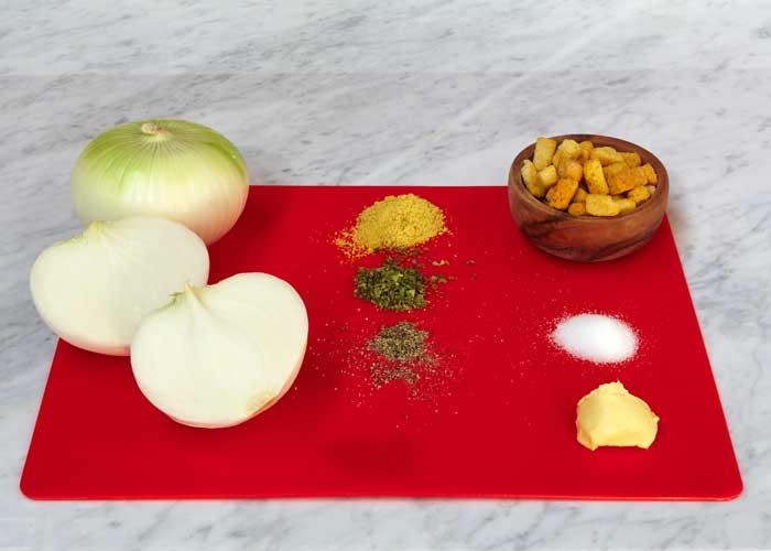 Simple Onion Soup Ingredients