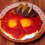 Huevos Rancheros, a Classic Mexican Breakfast
