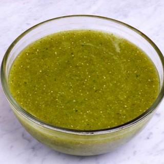 Classic Mexican Salsa Verde