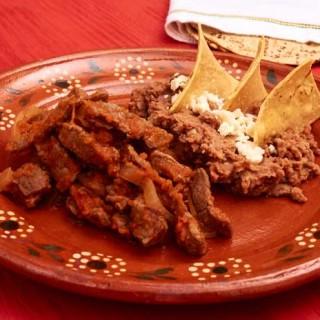 Bistec像墨西哥
