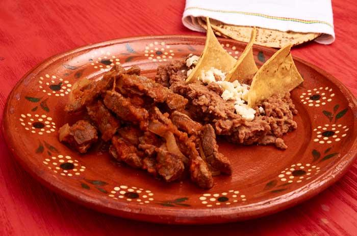 Bistec a la Mexicana