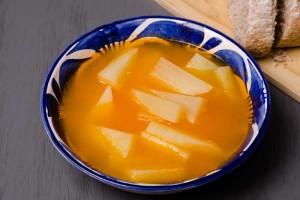 Mexican Potato Soup