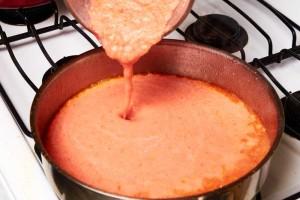 煎番茄沙司