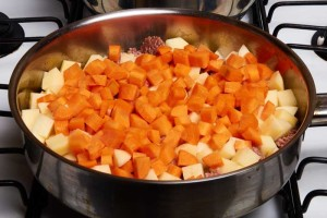 Carrots - Potatoes - Ground Beef