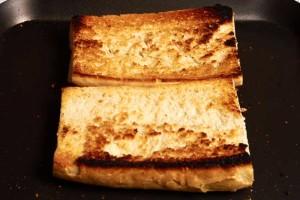 Pan Toasting Bread