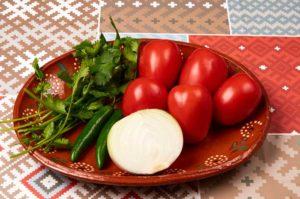 Restaurant Salsa Ingredients