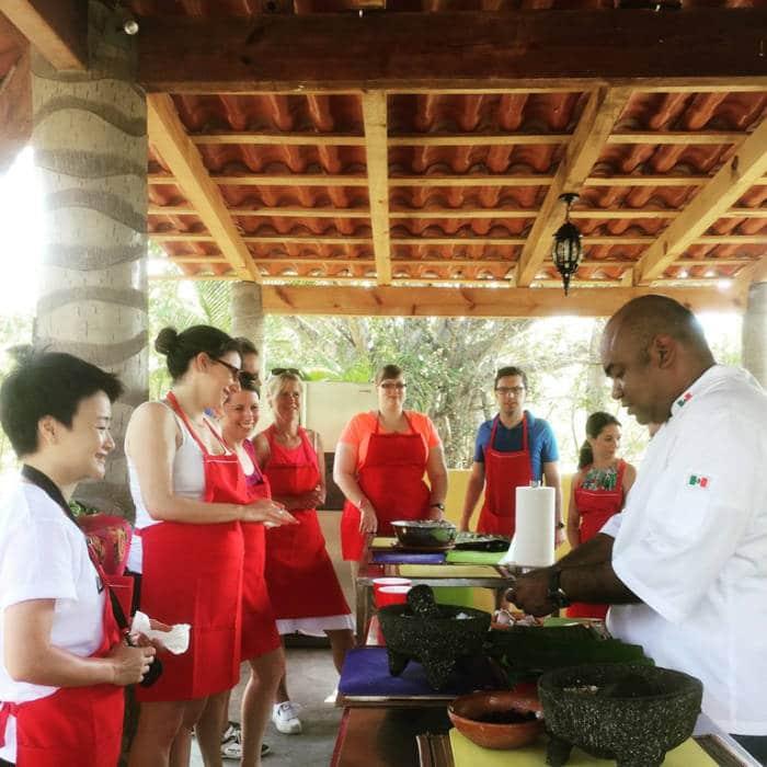 Cookin Vallarta Cooking Class Puerto Vallarta