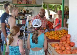 Enrique Chavelas at the Mercado Puerto Vallarta