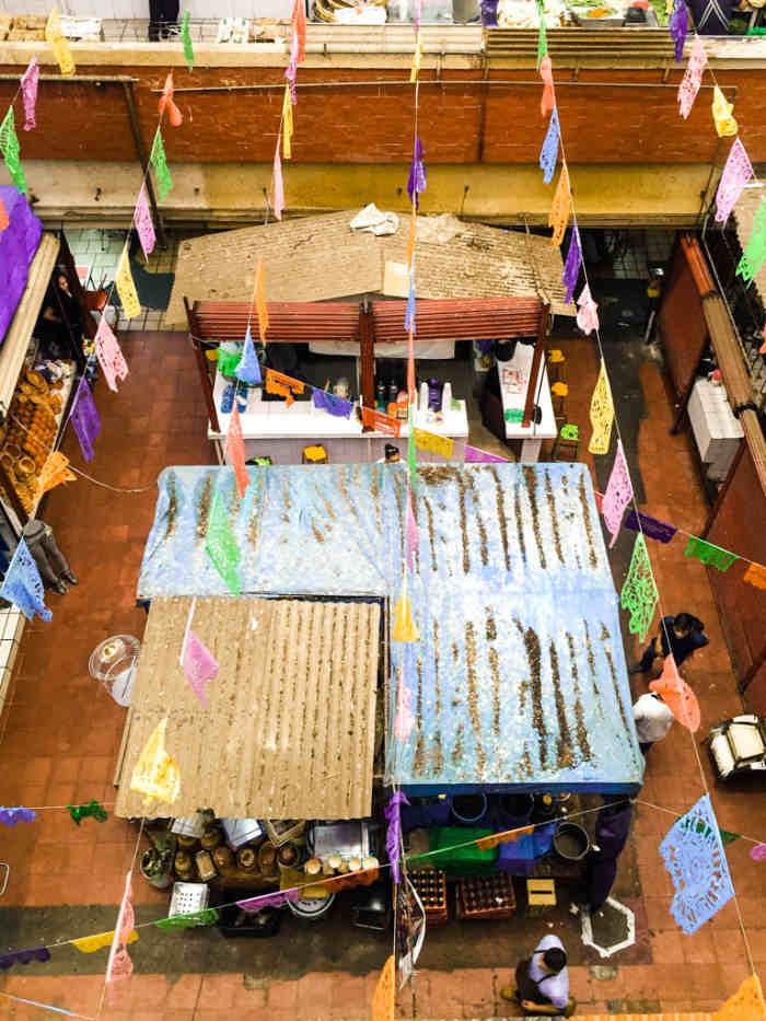 Market in Guadalajara