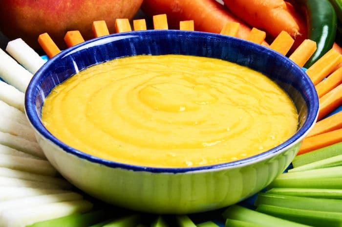 Raw Mango Salsa