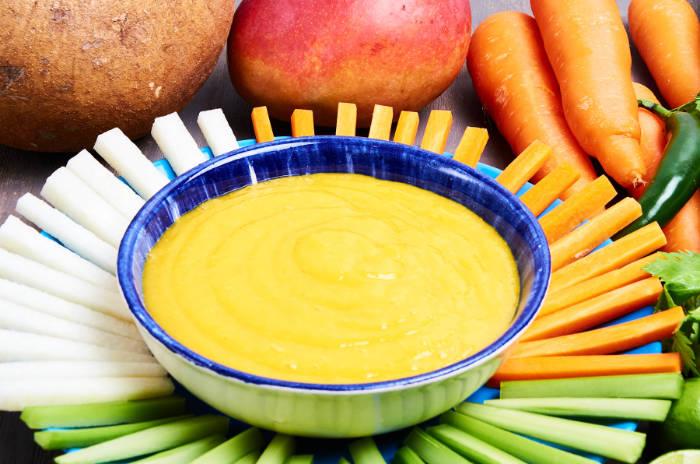 Raw Mango Salsa 2