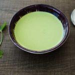 cream of cilantro soup