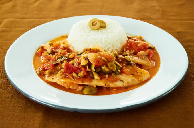 Mexican food journal the people stories recipes for Fish veracruz recipe