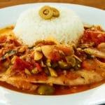 White Fish Veracruz Style Recipe