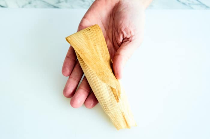 How to Wrap Tamales