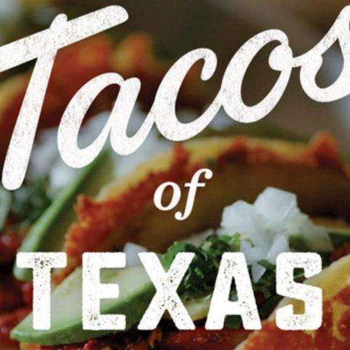Tacos of Texas Book Cover