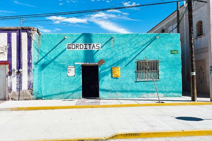 Gordita Shop Tia Vicky in Estación de Catorce, San Luis Potosi