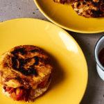 Gorditas Encarceladas with Potato and Chorizo