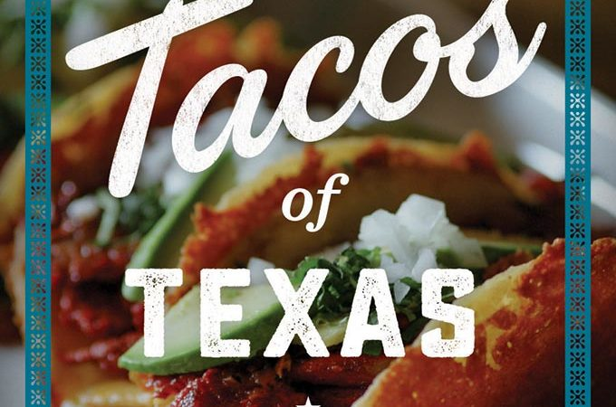 Tacos of Texas Book Cover