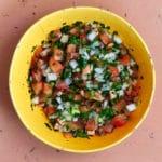 Pico de Gallo Salsa Recipe