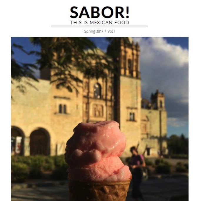 Sabor Magazine Spring 2017
