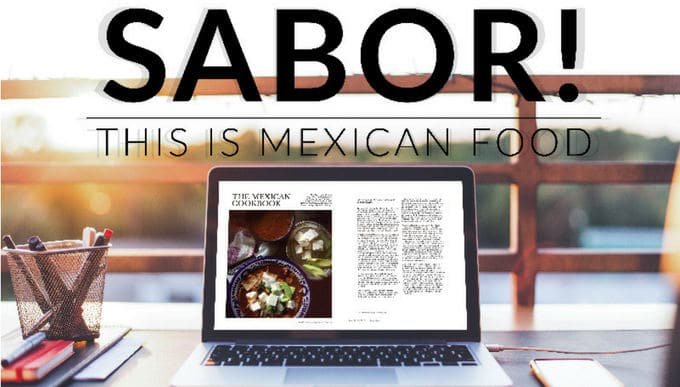 Sabor Mexican Food Magazine