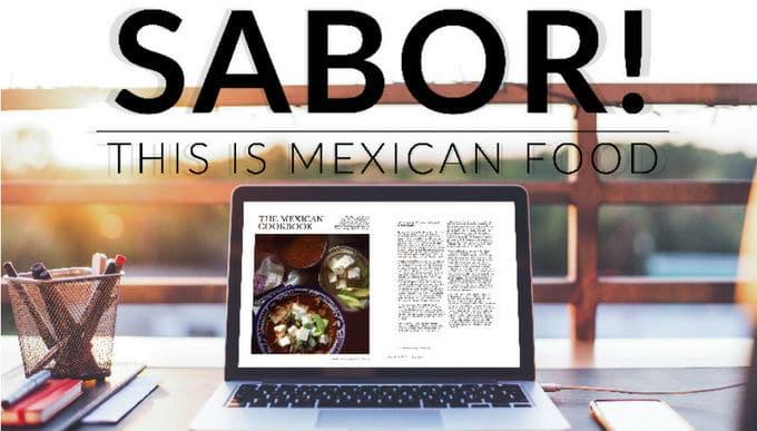 Sabor Mexican Food Magazine