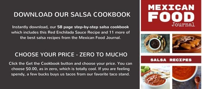 Buy Salsa Cookbook