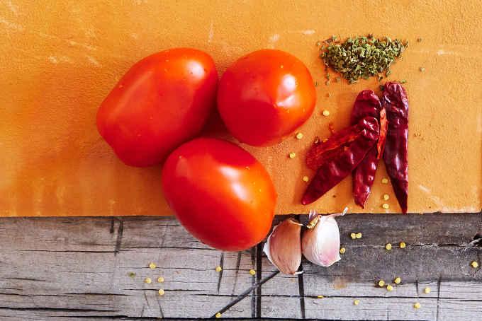 Ingredients Arbol Chile Salsa