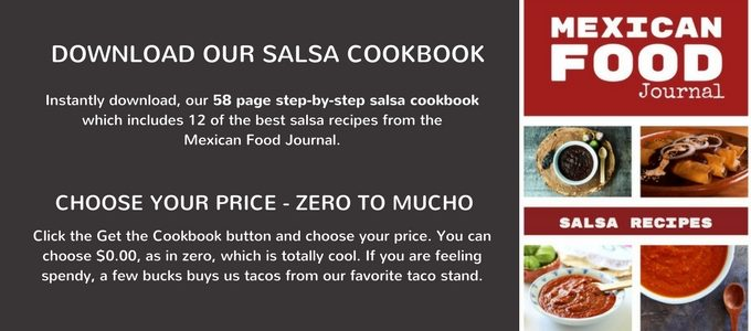 Name Your Price Salsa Cookbook