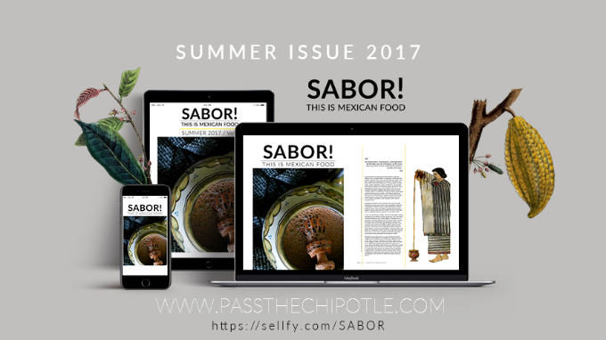 SABOR! Magazine Summer 2017