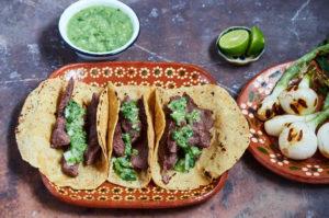 Arrachera Tacos
