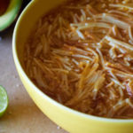 Traditional Mexican Sopa de Fideo