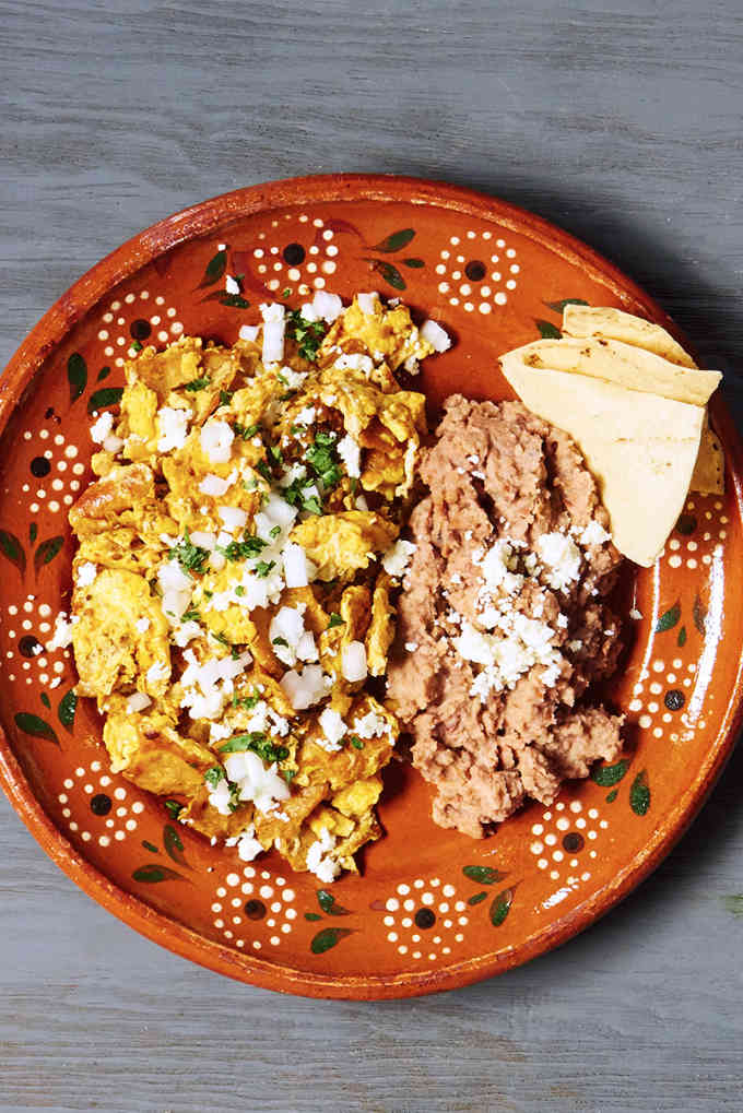 Mexican Migas