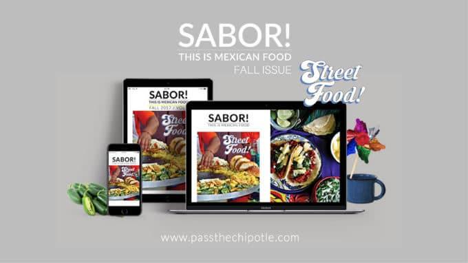 Sabor! Magazine Fall 2017