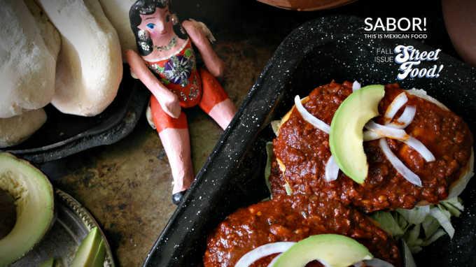 Sabor Magazine Street Food Issue