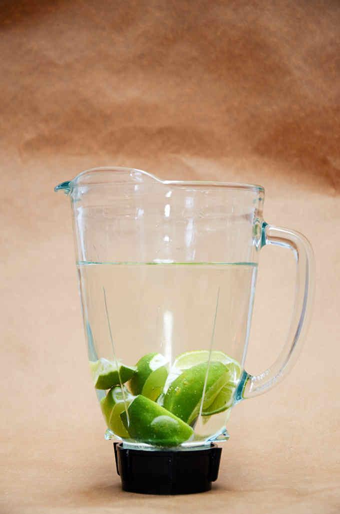Blending Limes for Limeade