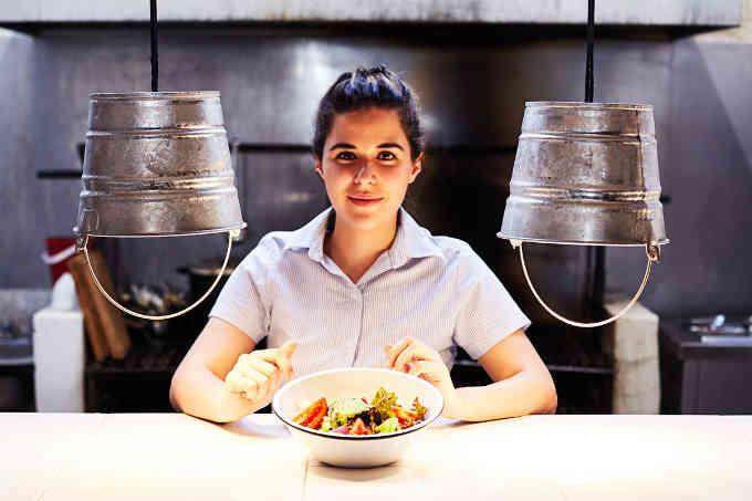 Chef Restaurante Toribio San Miguel